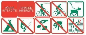 Interdiction de la réserve naturelle de l'Etang de Cousseau